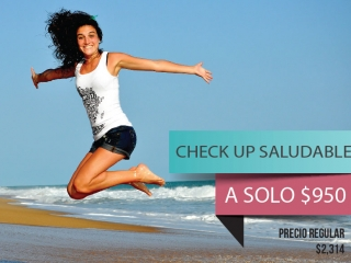 Check Up Saludable